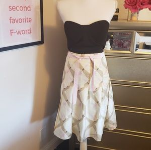 GAP Pleated Full Skirt